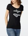 ARMANI EXCHANGE A|X Gravity Tee Graphic T-shirt D f
