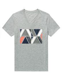 ARMANI EXCHANGE A|X Tesselate Tee Graphic Tee U d