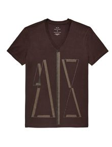 ARMANI EXCHANGE Industrial A|X Tee Graphic Tee U d