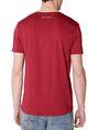 ARMANI EXCHANGE Geometry Icon Logo Tee Graphic T-shirt Man r