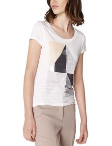 ARMANI EXCHANGE Nature Foil Graphic Tee Graphic Tee D f