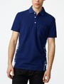 ARMANI EXCHANGE Aerial Camo Polo Short-sleeved polo U f