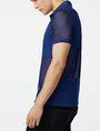ARMANI EXCHANGE Mesh Mix Polo Short-sleeved polo U d
