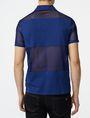 ARMANI EXCHANGE Mesh Mix Polo Short-sleeved polo U r