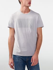 ARMANI EXCHANGE Triangulation Logo Tee Graphic T-shirt U f