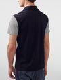 ARMANI EXCHANGE Pattern Block Pocket Polo Short-sleeved polo U r