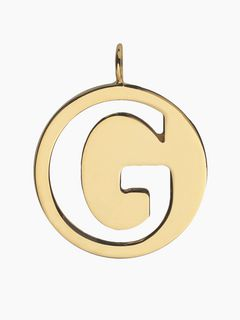 Alphabet bag pendant<span>G - Alphabet bag pendant</span>