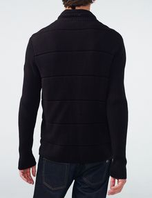 ARMANI EXCHANGE Textured Stitch Packable Hood Jacket Zip-up [*** pickupInStoreShippingNotGuaranteed_info ***] r