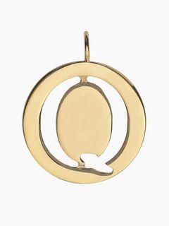 Alphabet bag pendant<span>Q - Alphabet bag pendant</span>
