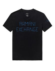 ARMANI EXCHANGE 91 Scoreboard Tee Graphic Tee U d