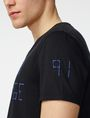 ARMANI EXCHANGE 91 Scoreboard Tee Graphic Tee U e