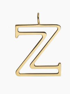 Alphabet bag pendant<span>Z - Alphabet bag pendant</span>