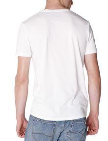 ARMANI EXCHANGE Future Exchange Logo Tee Graphic T-shirt Man r