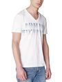 ARMANI EXCHANGE Future Exchange Logo Tee Graphic T-shirt U f