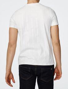 ARMANI EXCHANGE Tape Stripe Tee Graphic T-shirt Man r