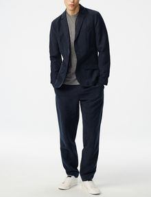 ARMANI EXCHANGE Linen Tencel Trouser Chino Man a