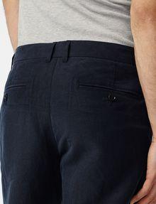 ARMANI EXCHANGE Linen Tencel Trouser Chino Man e