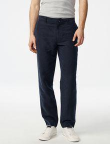 ARMANI EXCHANGE Linen Tencel Trouser Chino Man f