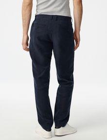 ARMANI EXCHANGE Linen Tencel Trouser Chino Man r