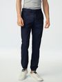 ARMANI EXCHANGE Indigo Coated Jogger Jogger U f