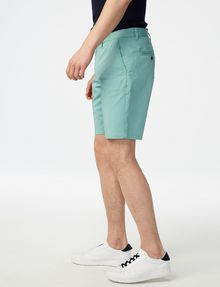 ARMANI EXCHANGE Piece-Dyed Chino Short Chino Short U d