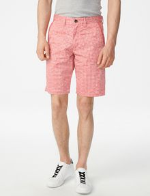 ARMANI EXCHANGE Allover Print Chino Short Chino Short [*** pickupInStoreShippingNotGuaranteed_info ***] f