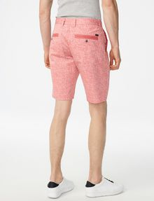 ARMANI EXCHANGE Allover Print Chino Short Chino Short [*** pickupInStoreShippingNotGuaranteed_info ***] r