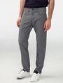 ARMANI EXCHANGE Mini Stripe Straight Pant Chino U f