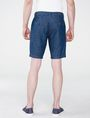 ARMANI EXCHANGE Linen Blend Short Dress Short Man r