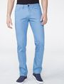 ARMANI EXCHANGE Light Blue Straight-Fit Pant Straight Fit Denim U f