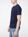ARMANI EXCHANGE Pima Crewneck Tee Short Sleeve Tee [*** pickupInStoreShippingNotGuaranteed_info ***] d