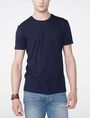 ARMANI EXCHANGE Pima Crewneck Tee Short Sleeve Tee [*** pickupInStoreShippingNotGuaranteed_info ***] f