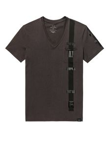 ARMANI EXCHANGE Strapped Graphic Tee Graphic T-shirt U d