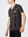 ARMANI EXCHANGE Strapped Graphic Tee Graphic T-shirt U f