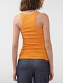 ARMANI EXCHANGE Ribbed Racerback Tank Tank top D r