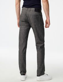 ARMANI EXCHANGE Grey Straight-Leg Trouser Jean Straight Fit Denim U r