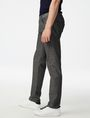 ARMANI EXCHANGE Grey Straight-Leg Trouser Jean Straight Fit Denim U d
