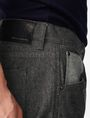 ARMANI EXCHANGE Grey Straight-Leg Trouser Jean STRAIGHT FIT JEANS Man e