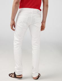 ARMANI EXCHANGE Slim Garment-Dyed Jean Skinny jeans Man r