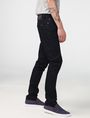ARMANI EXCHANGE Yarn-Dye Black Skinny Jean Skinny jeans [*** pickupInStoreShippingNotGuaranteed_info ***] d