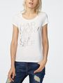ARMANI EXCHANGE Harmony Mantra Tee Graphic Tee D f
