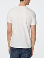 ARMANI EXCHANGE Tonal Raised Insignia Tee Graphic Tee U r