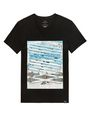 ARMANI EXCHANGE Horizon Break Tee Graphic Tee U d