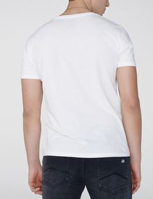 ARMANI EXCHANGE Pima V-Neck Tee Short Sleeve Tee U r