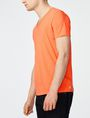 ARMANI EXCHANGE Pima V-Neck Tee Short Sleeve Tee U d