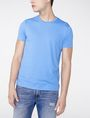 ARMANI EXCHANGE Pima Crewneck Tee Short Sleeve Tee U f