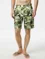 ARMANI EXCHANGE Photo Camo Short Utility Short U f