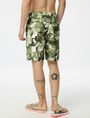 ARMANI EXCHANGE Photo Camo Short Utility Short Man r