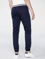 ARMANI EXCHANGE Double-Stripe Athletic Pant Jogger U r