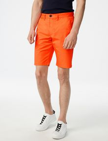 ARMANI EXCHANGE Piece-Dyed Chino Short Chino Short Man f